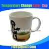 Temperature change color mug cup-new arrivel