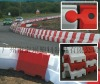 rotomolding water filled traffic barrier