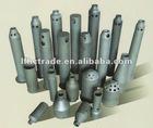 SiC Ceramic Burner Tubes SiSiC SIC RbSIC Burner Nozzles