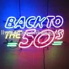 BACKTO Neon Sign