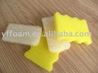 Small Pieces Foam Cleaning Brush