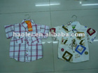 casual grid shirt for kids boys 2012