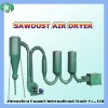 2012 new designed wood sawdust air dryer for biomass briquettes 0086 15237108072