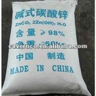 Zinc carbonate basic Rubber grade