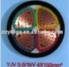HOT SALE 0.6/1kv Copper/XLPE/PVC Power Cable 4*150sq.mm