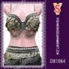 Tribal belly dance costume set with fashion designs and styles