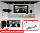 2 .4g wireless transmitter and receiver for apple