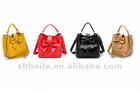 2012 new style leather handbag vintage style messenger bags