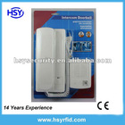 Economy Simple Low Price audio door phone use foor access control system