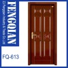 modern carving bathroom door,classic red painting
