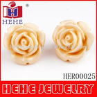 2013 new flower stud earrings