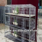 layer rabbit cages