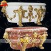white marble stone bathtub for sale ICAT0025