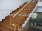 Strand Woven Bamboo Stair-Three Rings Design