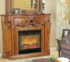 Hot selling Luxury Wall -mounted electric fireplace