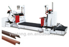 woodworking door case cutting & drilling machine