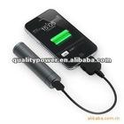2600ma li-ion 18650 mirco usb emergency battery charger