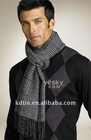 Fashion Warm Silk Men Winter Scarf Mixed styles