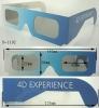 Linearity Paper 3D glasses