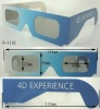 Linearity Paper 3D glasses
