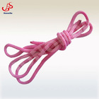 3.5 mm Pink Polyester braided rope