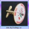Cuff Link.Button badge DJ-C003