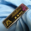 Acrylic number badges