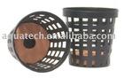 Aqua Plant PVC Pot w/ceramic ring