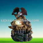 Newest resin eagle/eagle model/eagle shape design