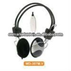 Multimedia Stereo Headphone & Mic