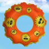 KLYQ-017 inflatable pvc colorful swim ring
