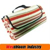 Cheap Waterproof Backing Picnic Blanket