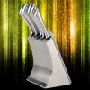 6 pc kitchen knife