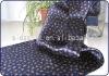modern silk scarf for men