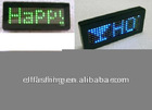LED Scrolling MessageBelt Buckle