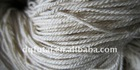 100% raw silk carpet yarn