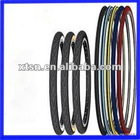 27x1 25 color bicycle tire