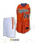 Customized athletics mens/womens sleeveless softball kits china exports clothing