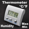 Digital Thermometer Temperature Humidity Meter