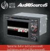 Car audio player for Audi A4/S4 with 3G/dvd/bluetooth/PIP/Virtual 6CD/DVBT/TMC/Iphone/Ipod/Radio/RDS(AS-8604G)