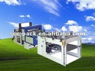 full automation online rotary paper box making machine