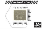 UART/USB Interface GPS chip,mtk gps chip module