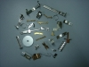 lathe or punch metal parts