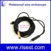 Waterproof AV IN Mini USB Industrial Flexible Endoscope with Camera Head