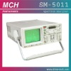 SM-5011 rf spectrum analyzer w/tracing signal generator 1050MHz frequency