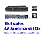 az america s810b FTA HD decoder