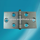 2012 new galvanized metal 6 holes window hinge