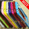 Aluminum Bumper Frame Case Metal Cover Hollow Out for iphone 5 5G High Quality Wholesale