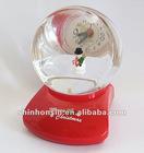 fashion acrylic clocks stand