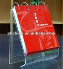 MA-342 Fashionable Acrylic Desk Calendar Stand